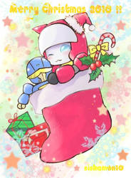 Merry Christmas by sishamon10