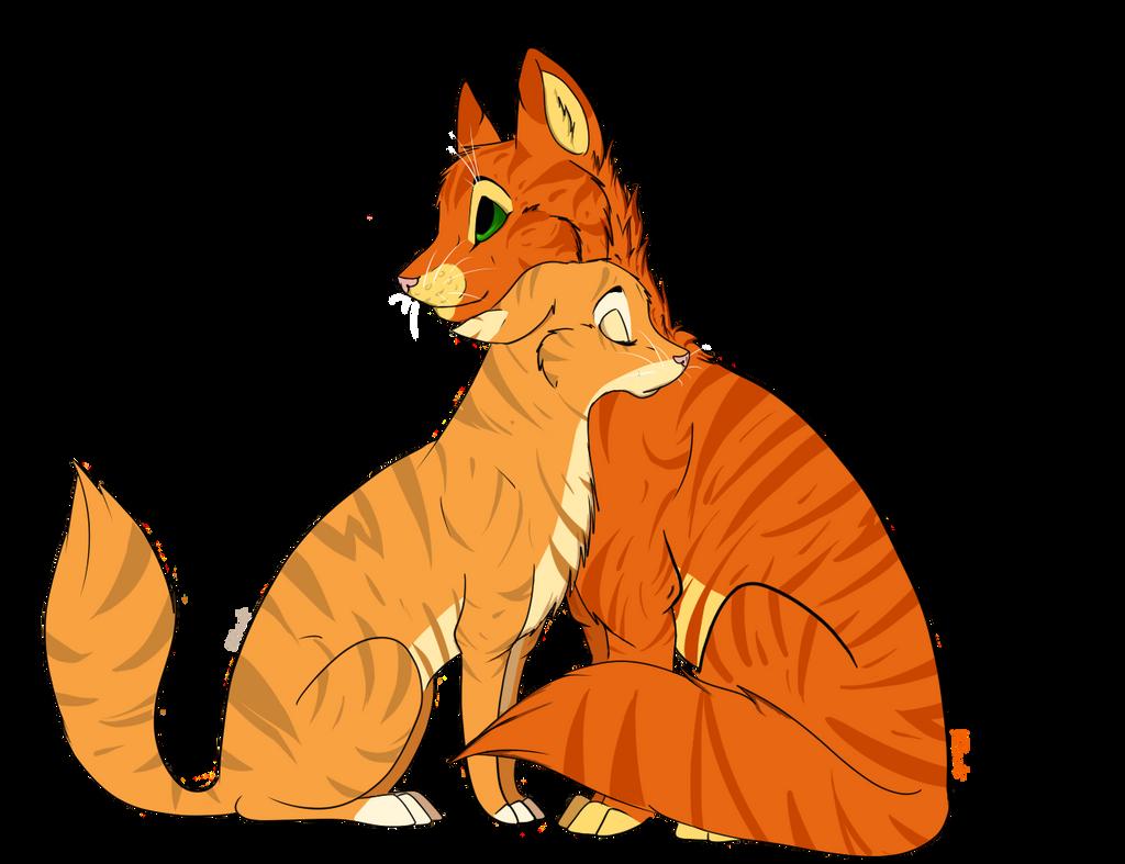 Warrior Cats Firestar And Sandstorm Fanfiction