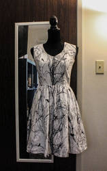 The Birds Dress