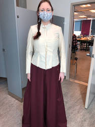 Victorian Outfit WIP