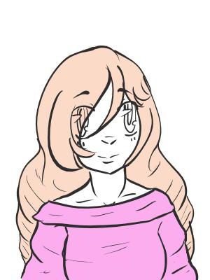 Doodle::Lady Luna by Quinntoph