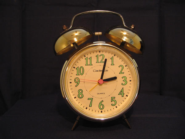 Old Style Clock 1 by Hjoranna