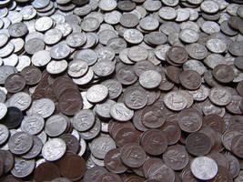 Coins 2 by Hjoranna