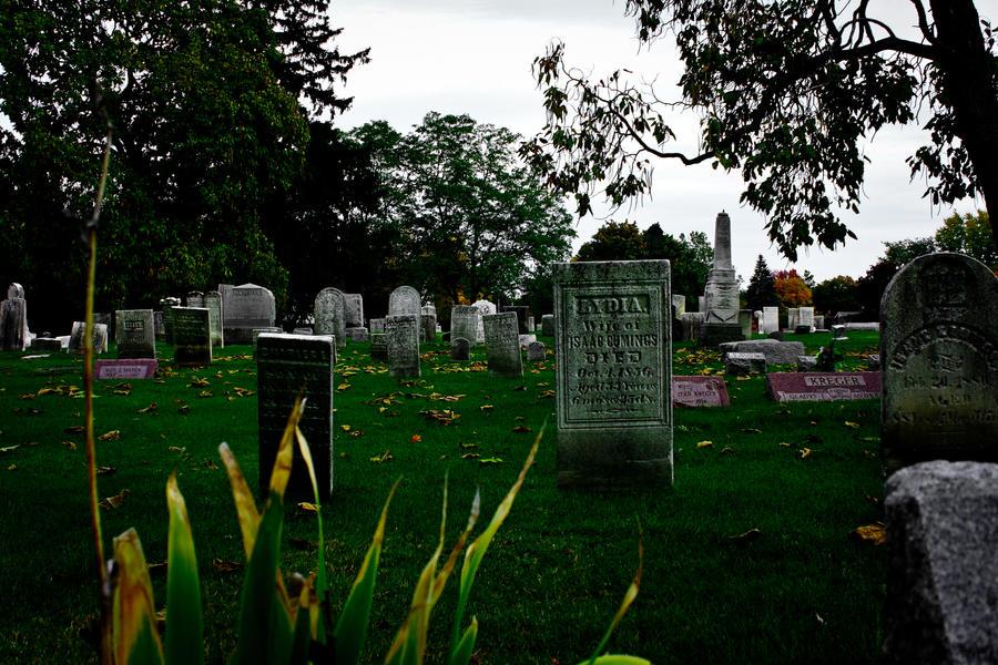 Graves 5 by Hjoranna