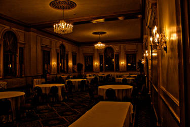 Haunted Ballroom