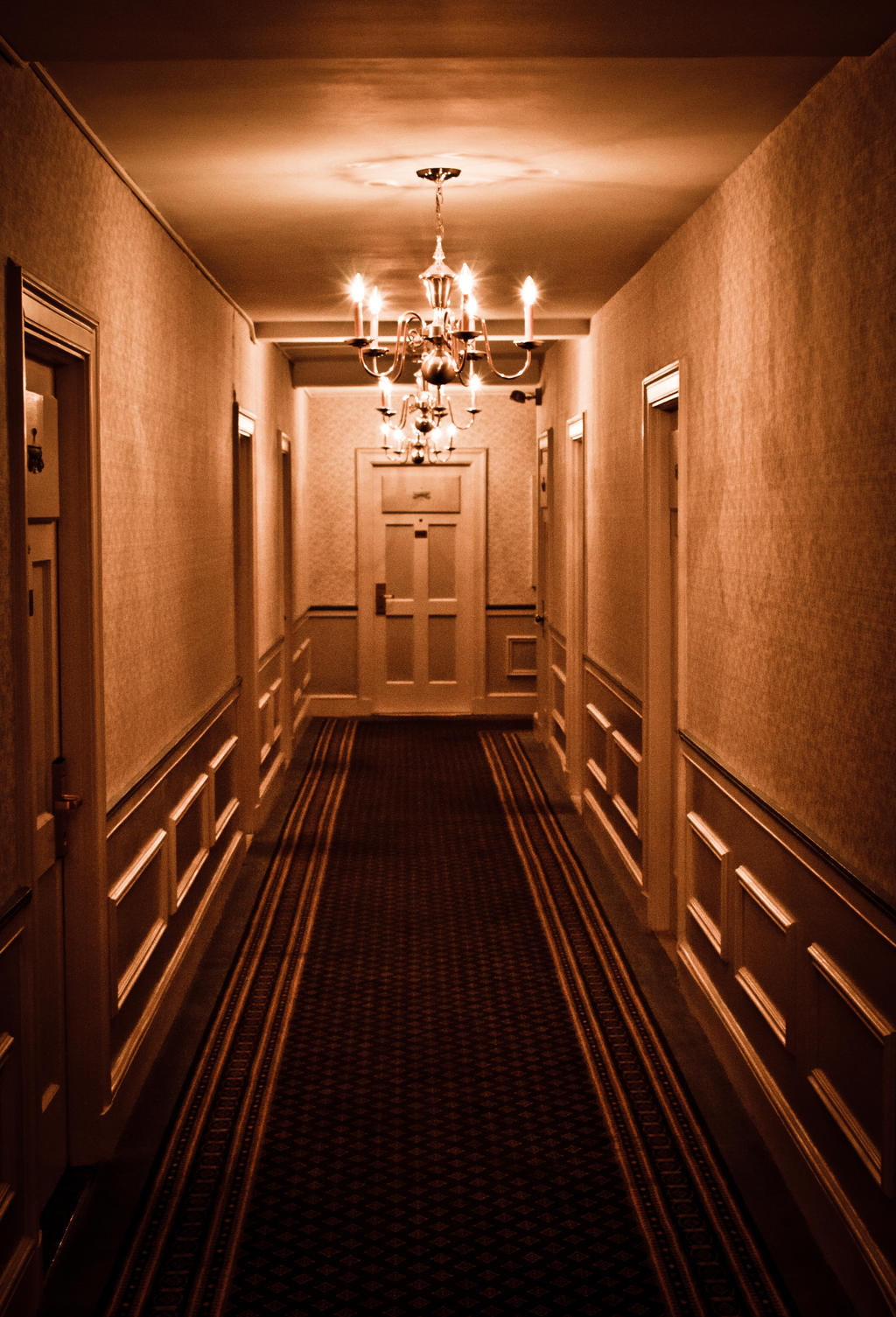 Haunted hallway by hjoranna on deviantart for Haunted house hallway ideas