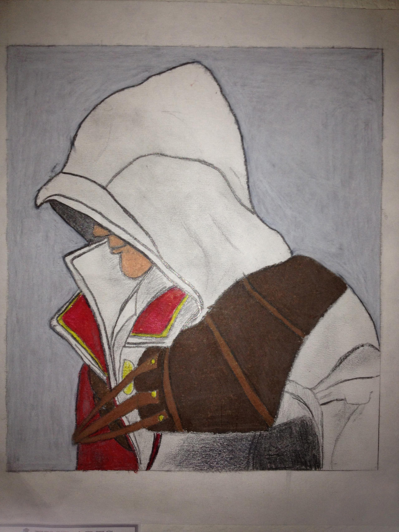 Assassins Creed 2 Ezio by Epicninja117