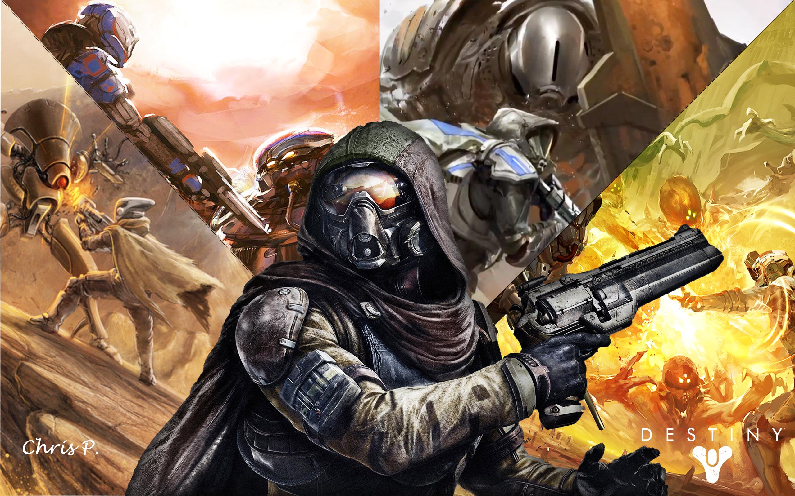 Destiny Hunter Wallpaper by Epicninja117