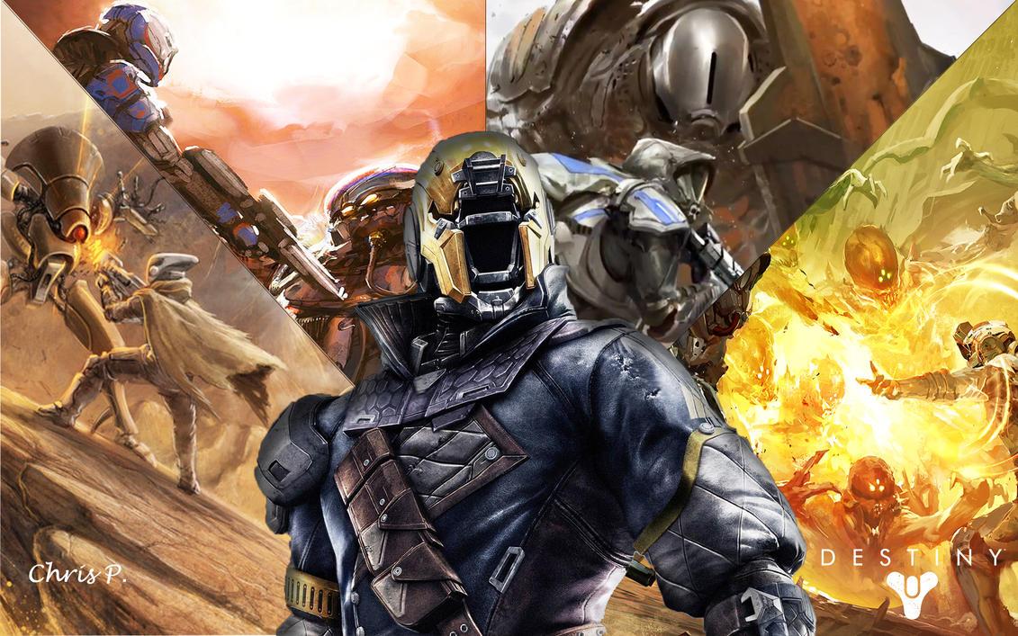 Destiny Wallpaper Warlock by Epicninja117