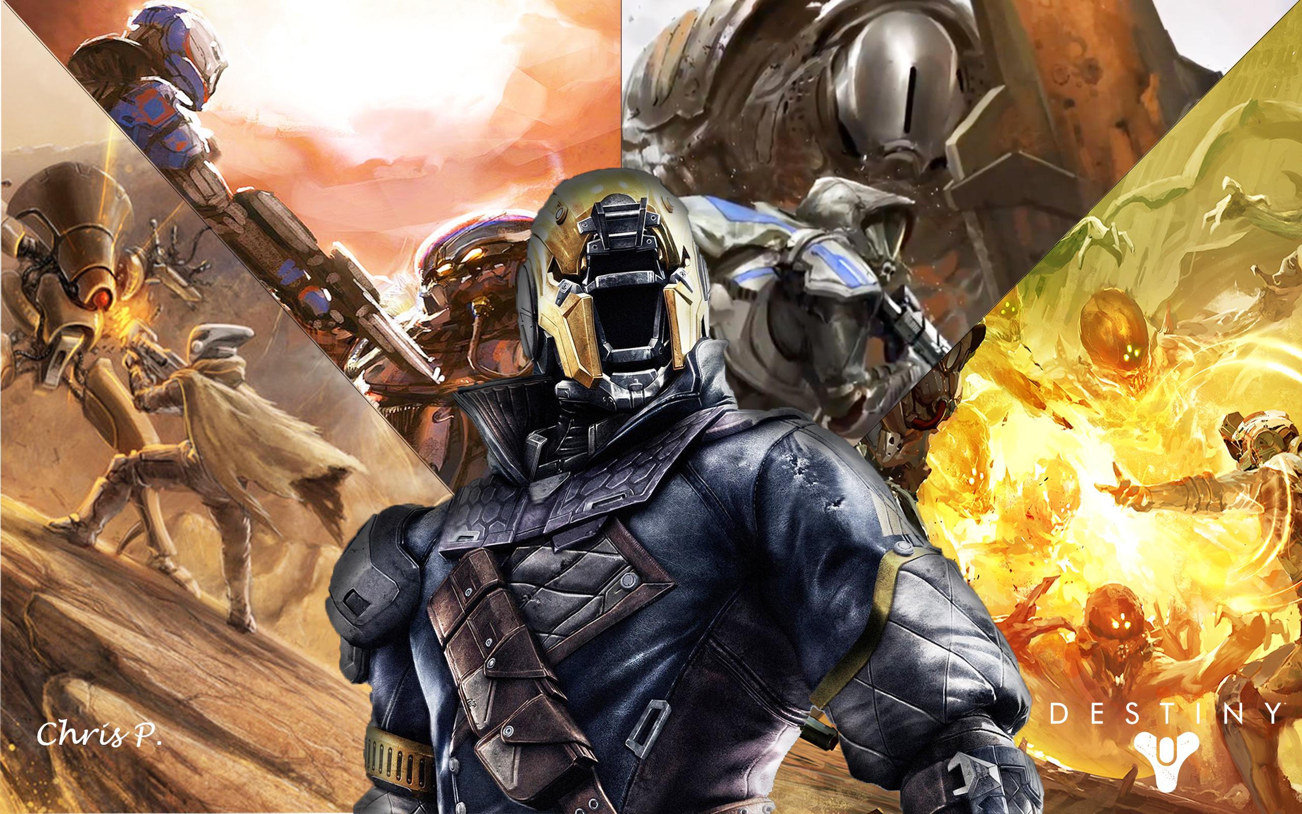 Destiny Wallpaper Warlock By Epicninja117 On DeviantArt