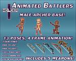 ArcherMale by Dark-Holder