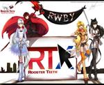 RWBY-RTX premiere