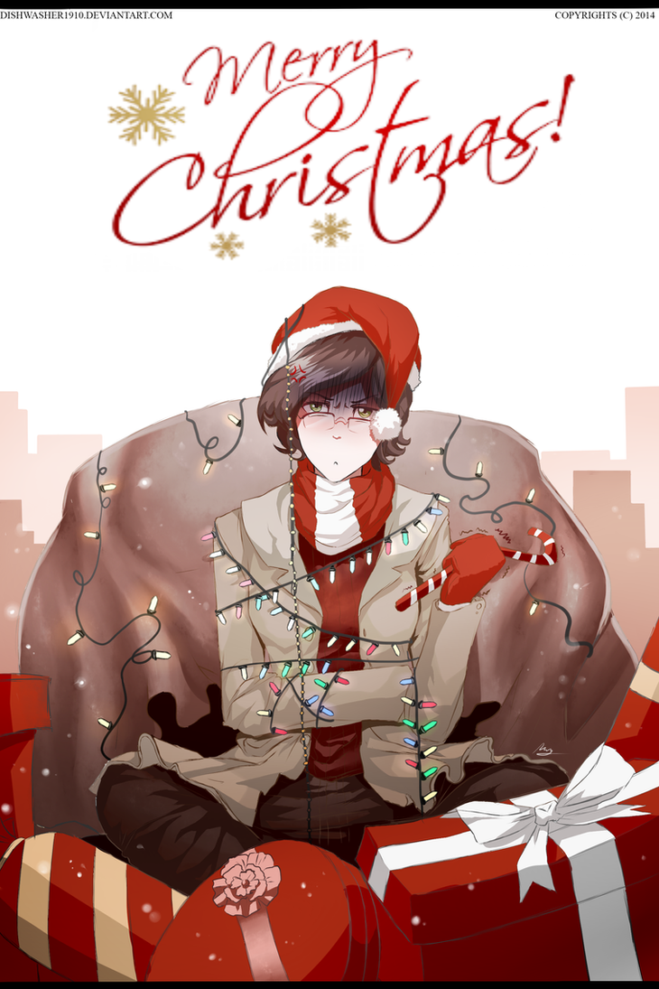 Happy Holidays - Project Promo art by dishwasher1910
