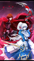 Fate/Stay Night x RWBY : White Saber/Red Archer