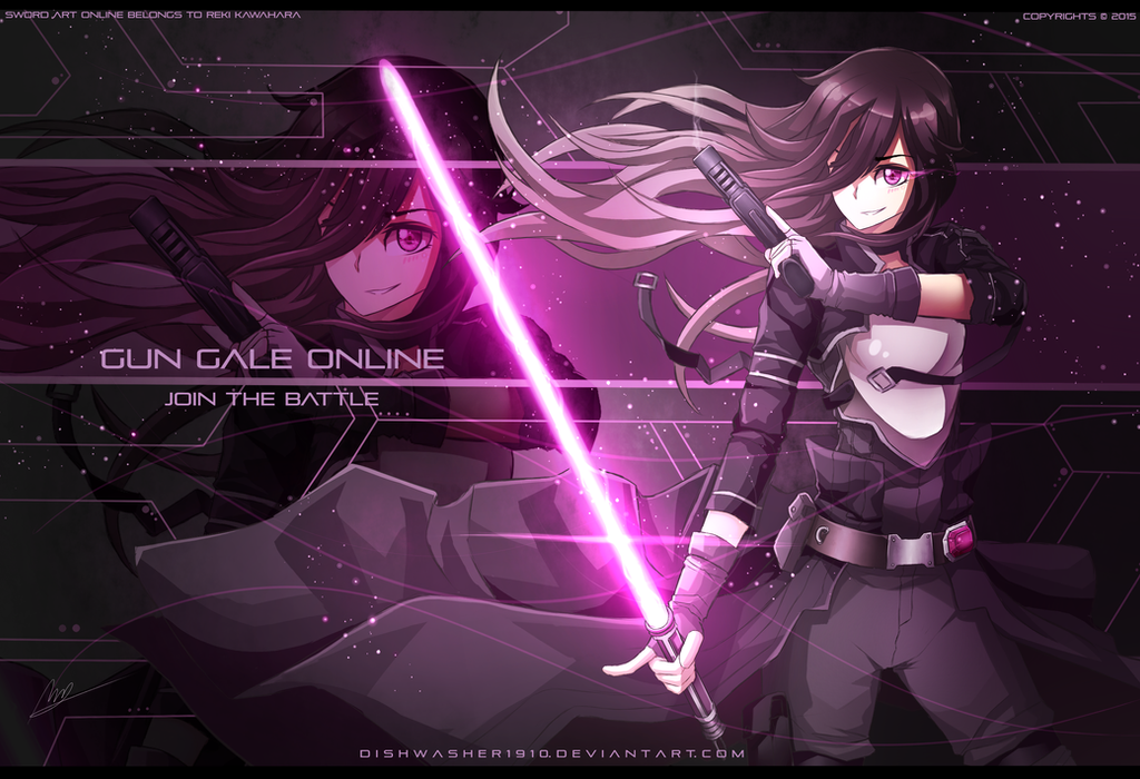 Sword Art Online II Join The Battle By Dishwasher1910