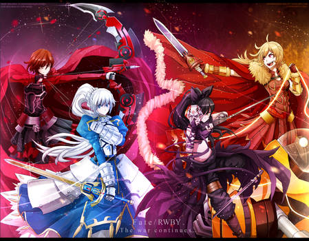 Fate x RWBY : The completed edition