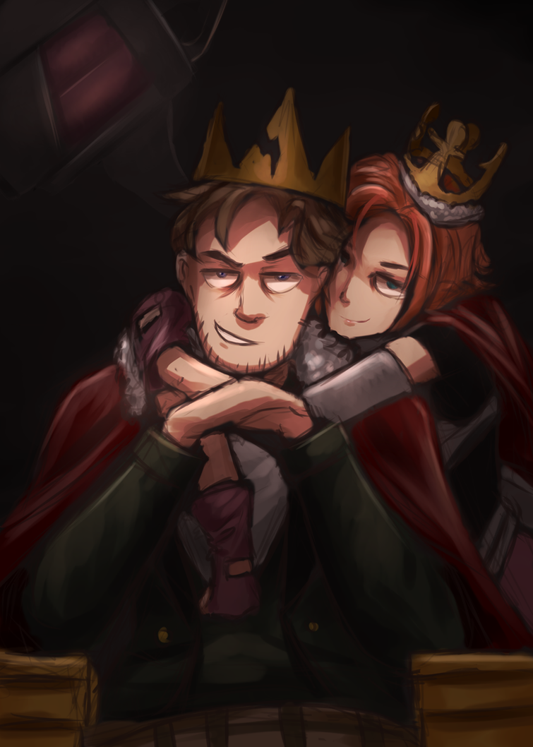 Royal madness by dishwasher1910