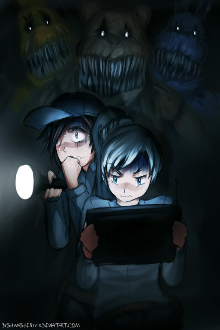 five_nights_with_ruby_and_weiss_by_dishw