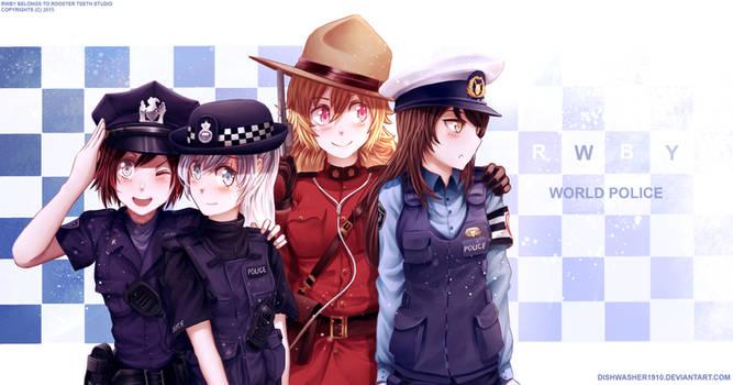 RWBY : World police