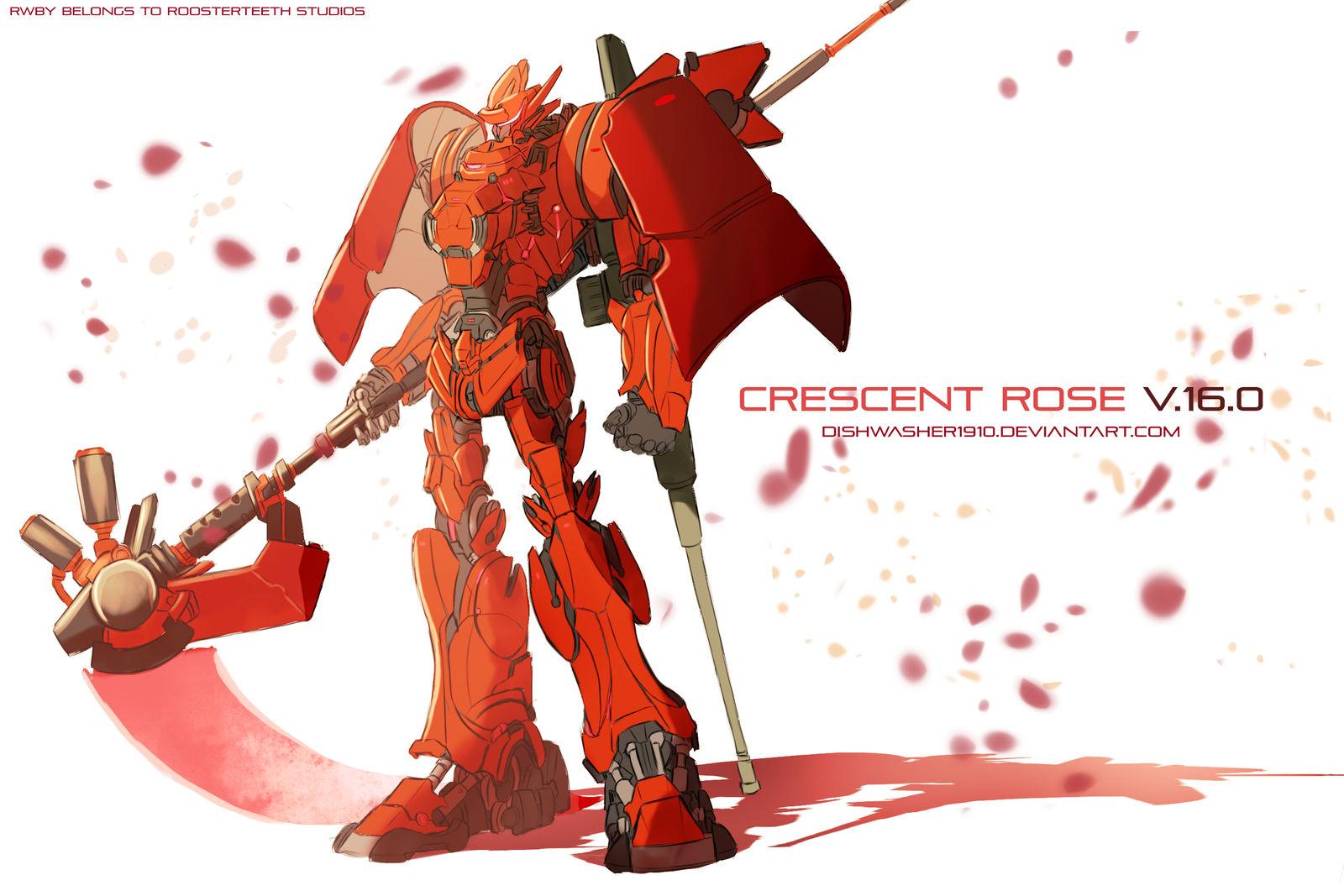 Crescent Rose : V.16.0