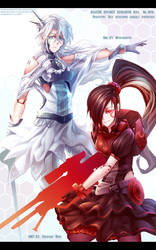Weapons of RWBY