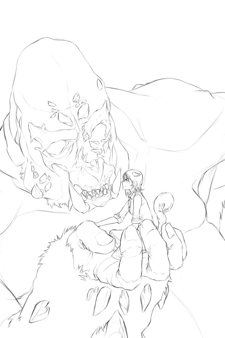 Commission WIP by dishwasher1910