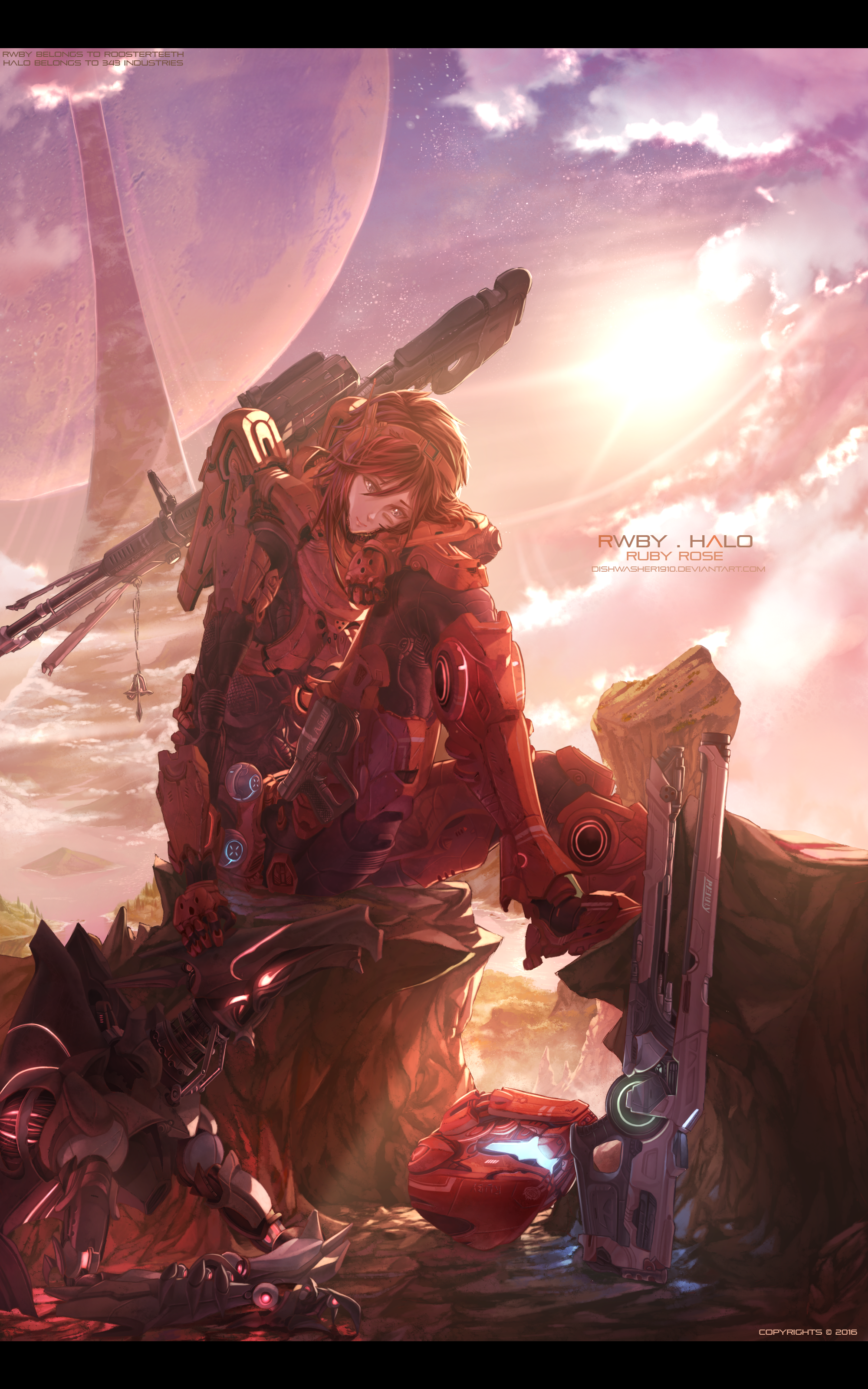 Perturabo in remnant rwby 40k snippet collection page - Rwby deviantart ...