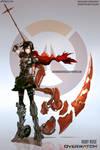 RWBY : Ruby Rose -Overwatch AU