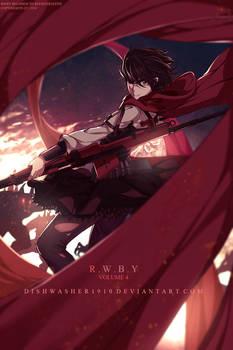 RWBY : Tornado of Red