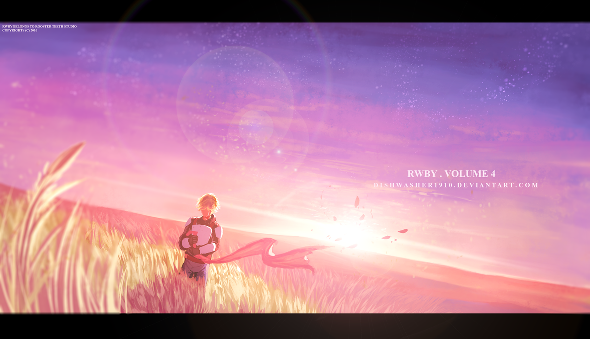 Speedpaint : Last farewell before tomorrow by dishwasher1910