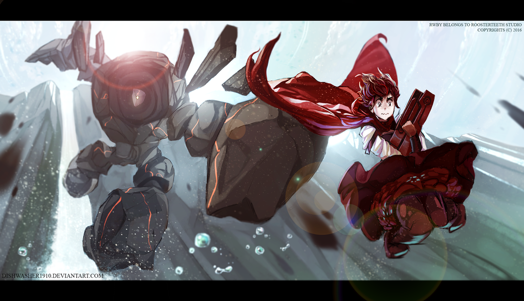 RWBY : A new chapter by dishwasher1910 ...