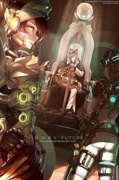 RWBY - Future : Emperor