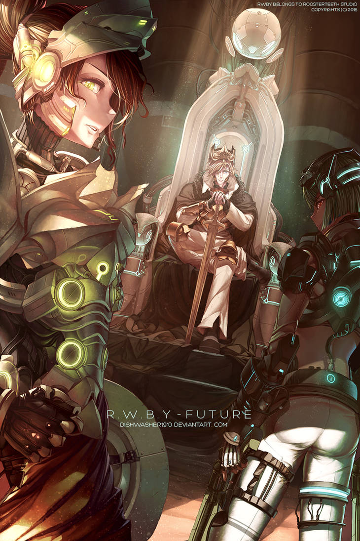 RWBY - Future : Emperor by dishwasher1910 on DeviantArt