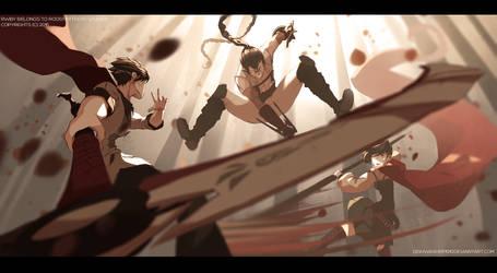 RWBY : Duel of fate
