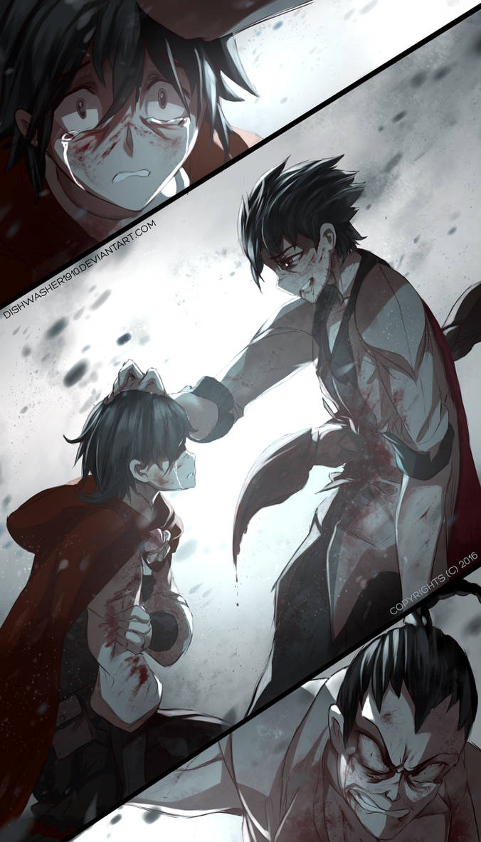 RWBY Doodle : Light at the end by dishwasher1910 on DeviantArt