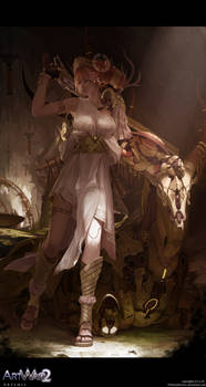 ARTWAR : Artemis