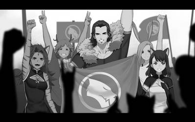 Rebel by dishwasher1910