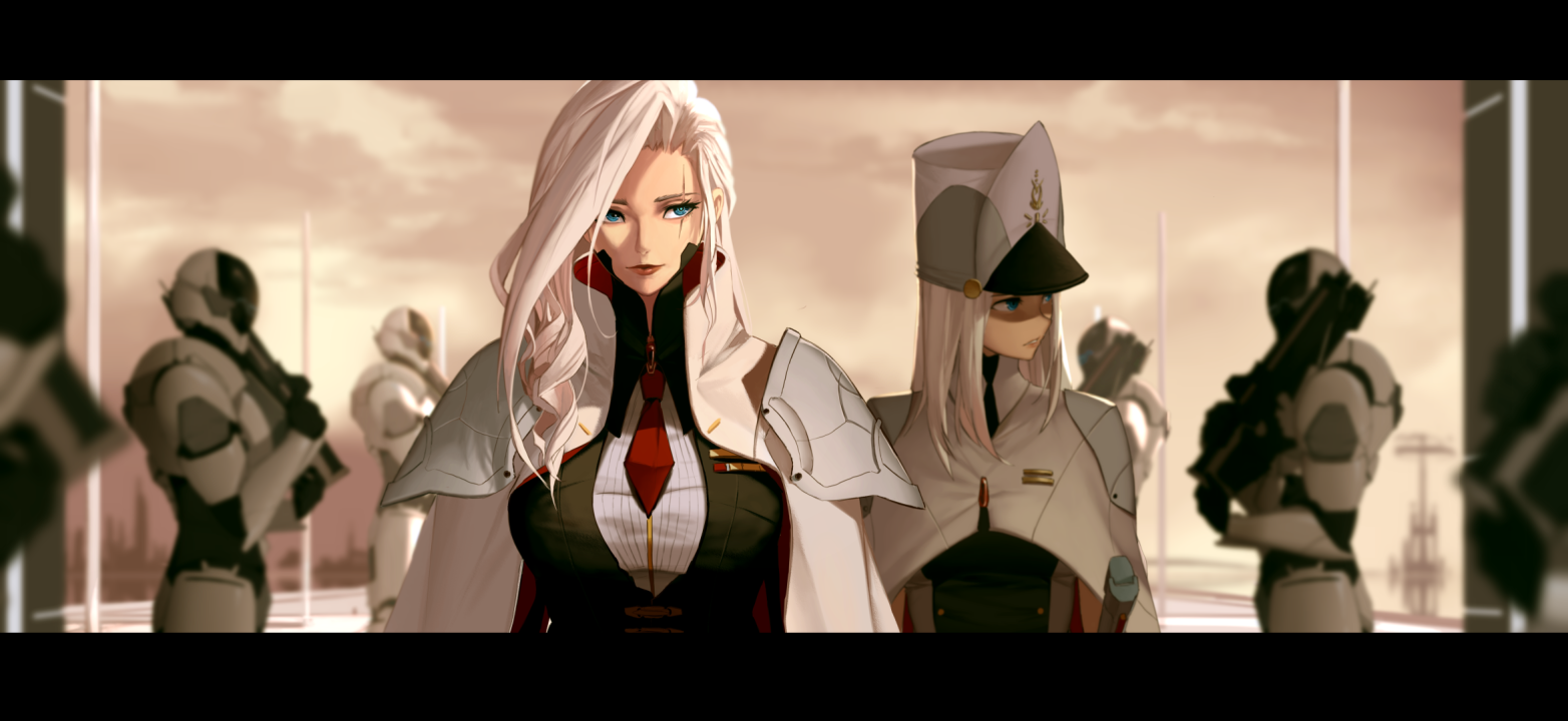 Sisters of power by dishwasher1910