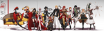 RWBY 3.0 Updated Banner by dishwasher1910