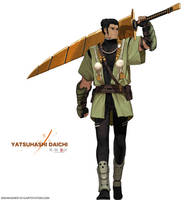 Yatsuhashi 3.0 by dishwasher1910