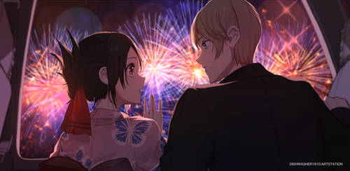 Fireworks by dishwasher1910