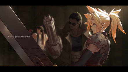 VII by dishwasher1910