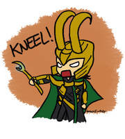 Chibi Loki by 4mb13n7-w0nd3r