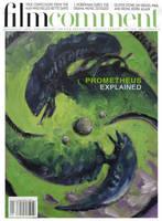 Prometheus FilmComment Cover by AmandaThompsonArt