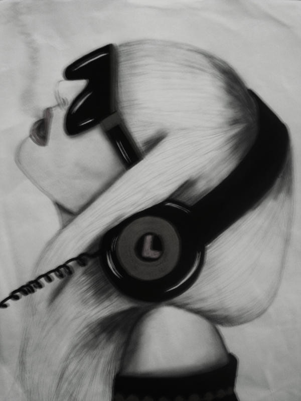 Gaga For Gaga by TurnthePaiges