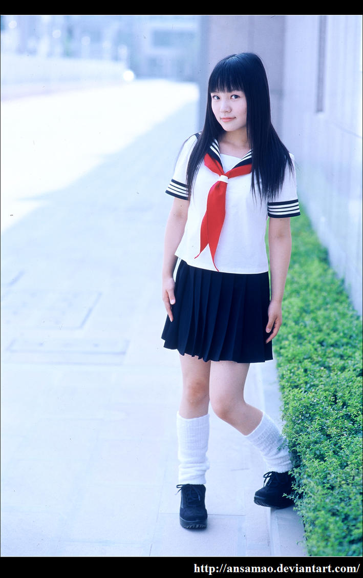Scene that Sexy tokio uniform