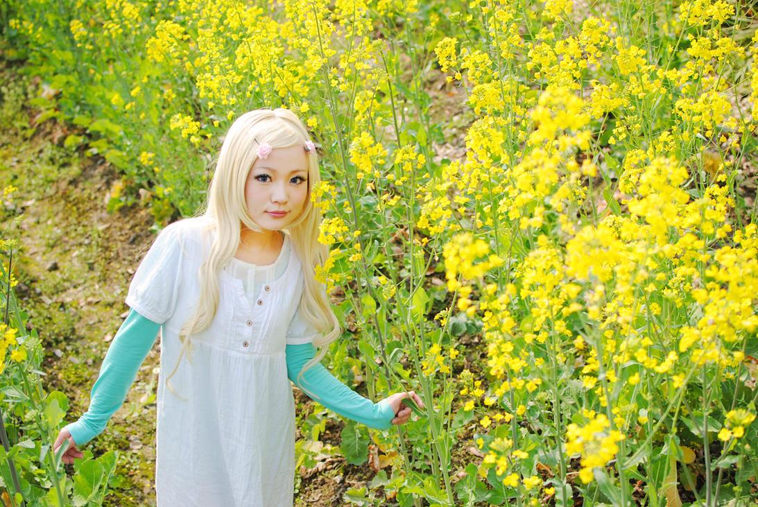 Hanamoto Hagumi - Honey and Clover 02 by MissAnsa