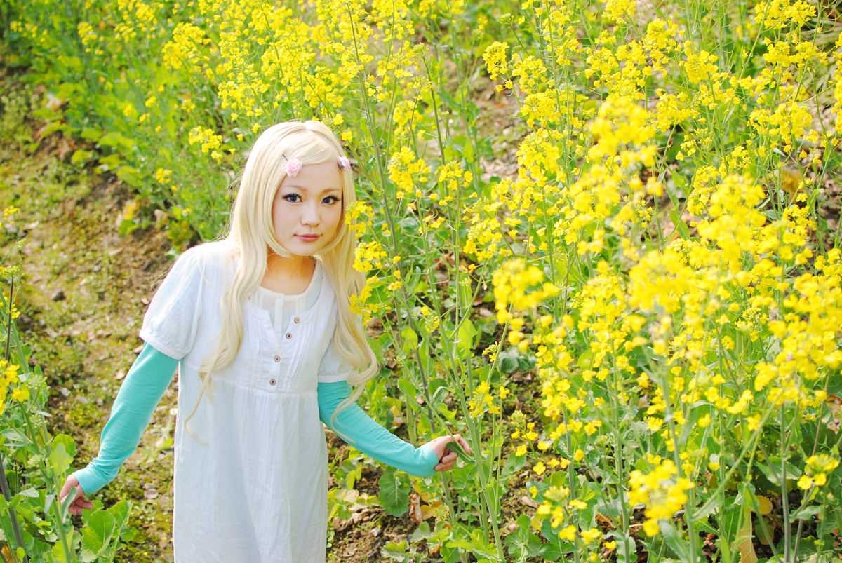 Hanamoto Hagumi - Honey and Clover 02 by MissAnsa