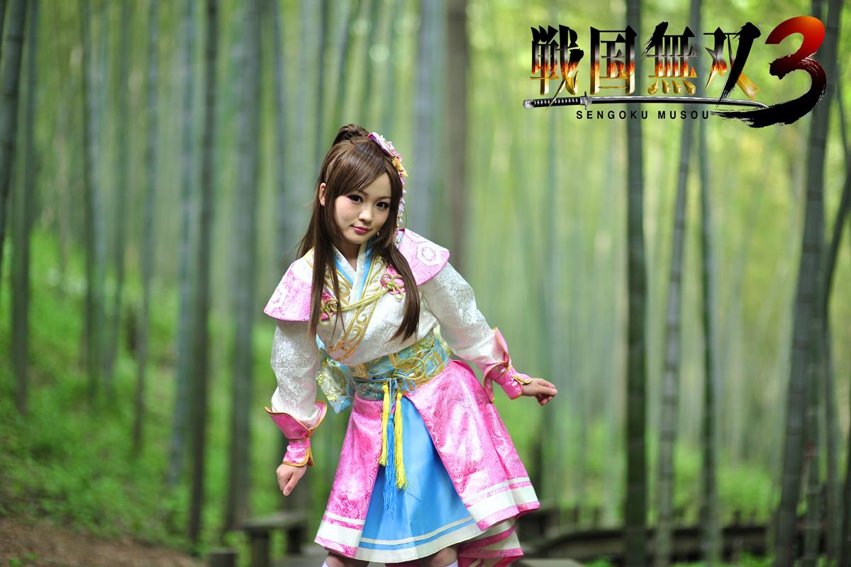 Samurai Warriors 3 Lady Oichi -04 by MissAnsa