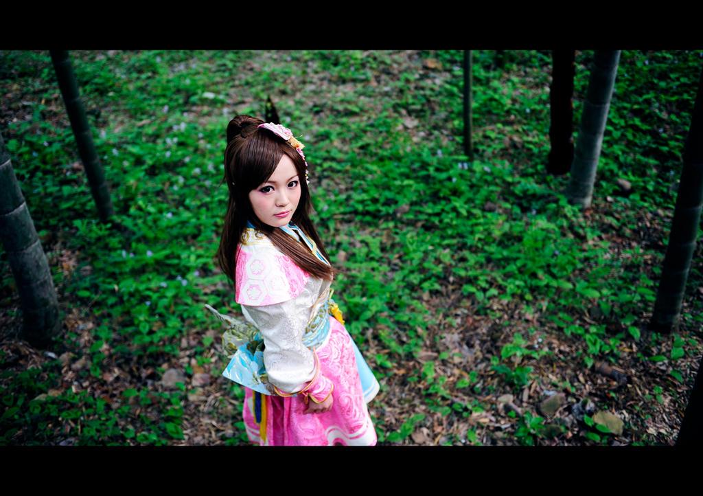 Samurai Warriors 3 Lady Oichi -13 by MissAnsa